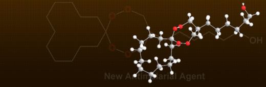 抗マラリア薬 N-251
